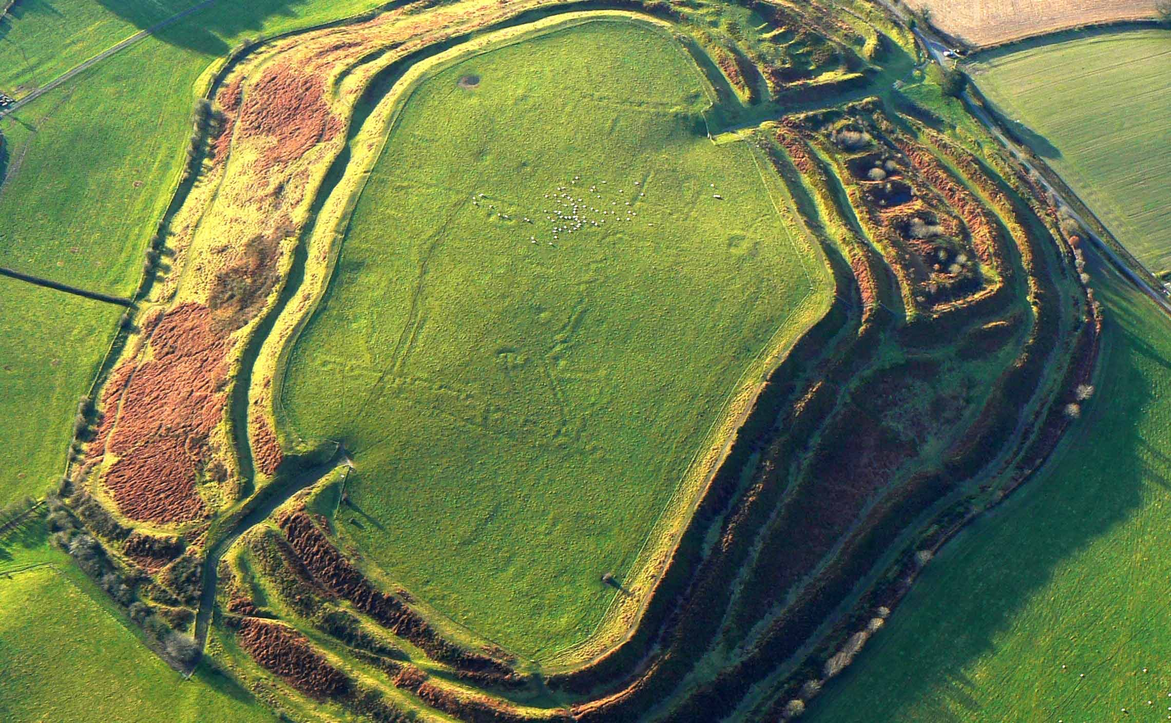 Talk:Hillfort - Wikipedia